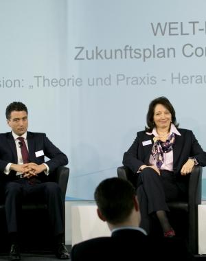 Zukunftsplan Corporate Governance, WELT-Konferenz, Berlin 2015